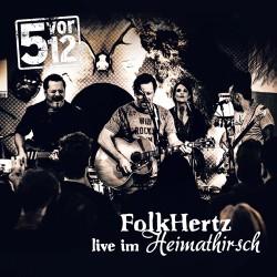 "Album ""FolkHertz (live im Heimathirsch)"" (CD)"